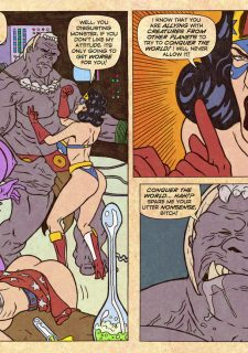 Slaves to Krude- Superheroine Central image 15