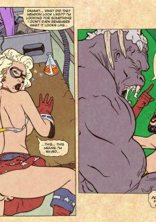 Slaves to Krude- Superheroine Central image 16