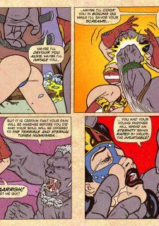 Slaves to Krude- Superheroine Central image 18