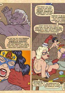 Slaves to Krude- Superheroine Central image 19
