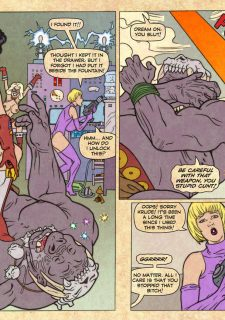 Slaves to Krude- Superheroine Central image 22