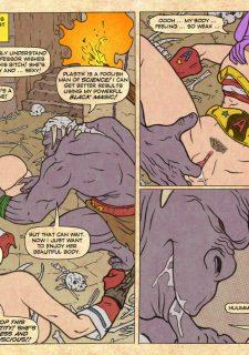 Slaves to Krude- Superheroine Central image 23