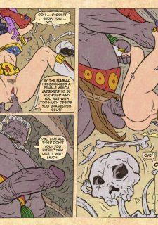 Slaves to Krude- Superheroine Central image 24