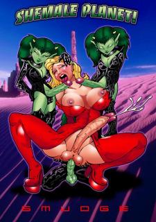 Dick Raider- World of Smudge image 14