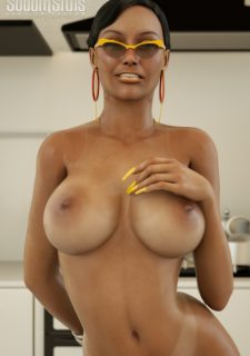 Sodom Sluts- Lady in Yellow image 18