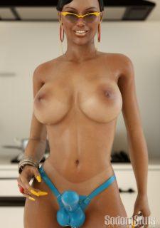 Sodom Sluts- Lady in Yellow image 36