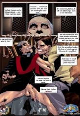 Some Little Sins – Part 3- Seiren porn comics 8 muses