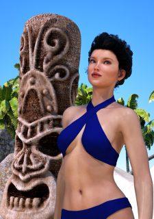 Sorceress Lori – Beach Day Part 3 image 3
