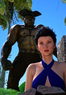 Sorceress Lori – Beach Day Part 3 image 9