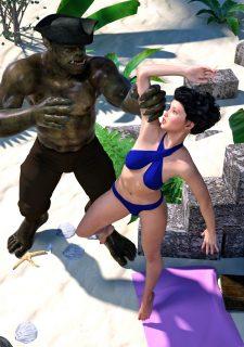 Sorceress Lori – Beach Day Part 3 image 10