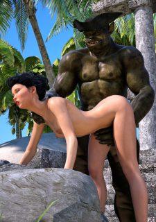 Sorceress Lori – Beach Day Part 3 image 15