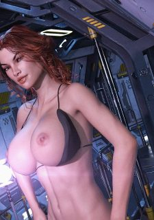 Space XXX – Backdoor Access image 10