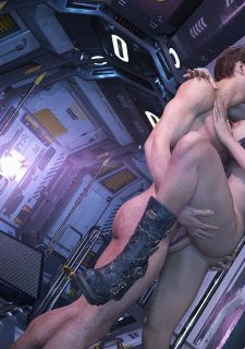 Space XXX – Backdoor Access image 12