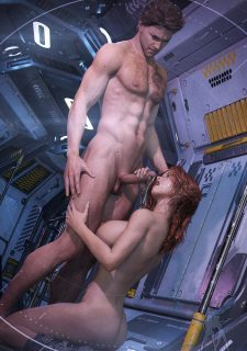 Space XXX – Backdoor Access image 31