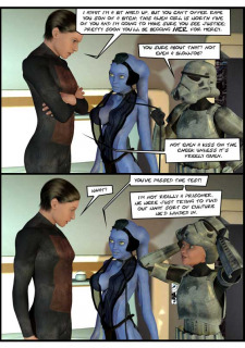 Spacey Trekky Time Tussle image 07