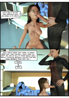 Spacey Trekky Time Tussle image 22