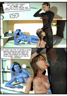 Spacey Trekky Time Tussle image 23