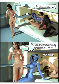 Spacey Trekky Time Tussle image 39