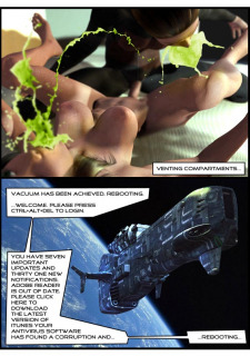 Spacey Trekky Time Tussle image 44