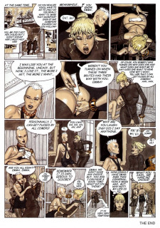 Very Special Prison porn comics 8 muses
