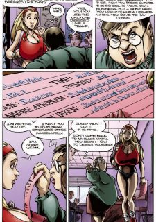 Spells R Us – Dream Girl 2- Bot Comics image 06