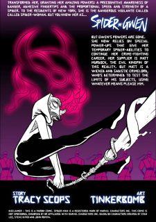 Spider-Gwen 2 (Spider-man) image 2