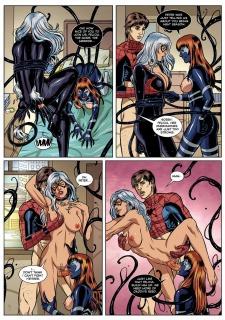 Spider-Man Sexual Symbiosis 1 image 12