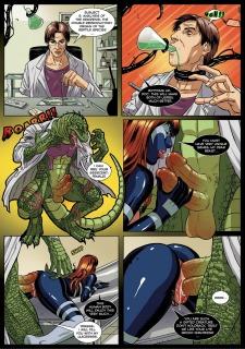 Spider-Man Sexual Symbiosis 1 image 15