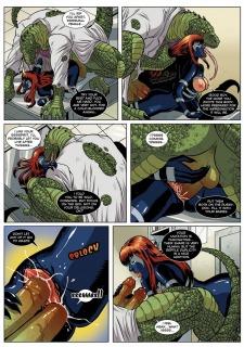 Spider-Man Sexual Symbiosis 1 image 16