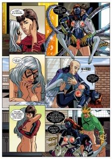 Spider-Man Sexual Symbiosis 1 image 18