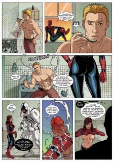 Spider-Man Sexual Symbiosis 1 image 20
