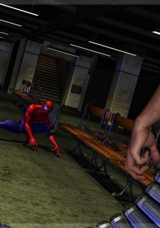Spiderman- Along Came An Octopus- Mongo Bongo image 3