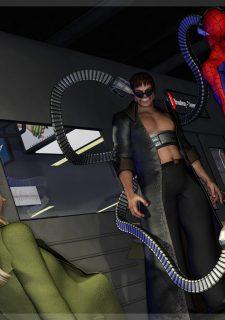 Spiderman- Along Came An Octopus- Mongo Bongo image 5