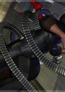 Spiderman- Along Came An Octopus- Mongo Bongo image 6