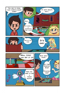 Star Vs The Forces Of Evil – Star's Board Game image 4