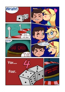 Star Vs The Forces Of Evil Porn comics – Star's Board Game image 5