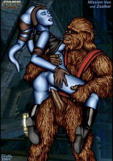 Star War- ShabbyBlue 2004 Series image 25