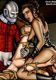 Star War- ShabbyBlue 2004 Series porn comics 8 muses