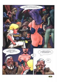 Star Warras Parody- Princess Leia image 02