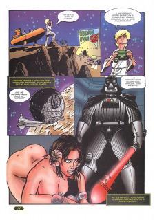 Star Warras Parody- Princess Leia image 11
