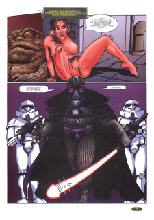 Star Warras Parody- Princess Leia image 14