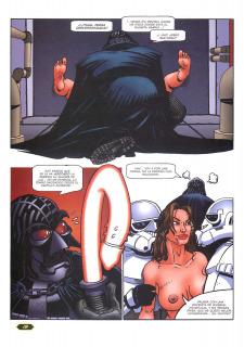 Star Warras Parody- Princess Leia image 15