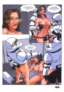 Star Warras Parody- Princess Leia image 16