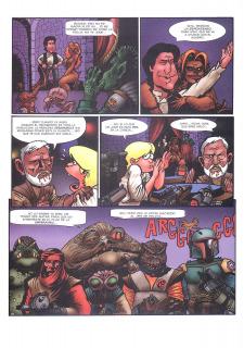 Star Warras Parody- Princess Leia image 24