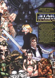 Star Warras Parody- Princess Leia image 27