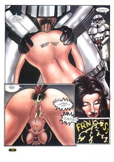 Star Warras Parody- Princess Leia image 37