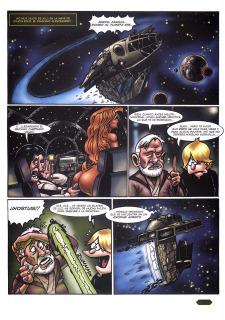 Star Warras Parody- Princess Leia image 40