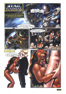 Star Warras Parody- Princess Leia image 42