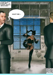 Sting of the Scorpion Woman 11- 13 image 3