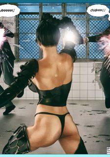Sting of the Scorpion Woman 11- 13 image 7